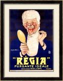 Regia Framed Giclee Print