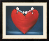 High On Love Limited Edition Framed Print by Doug Hyde