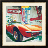 Going West Prints by Ray Foster