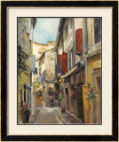 Old Town I Prints by Marilyn Hageman