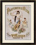 Perfume Ozea Framed Giclee Print