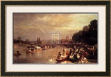 The Regatta, Henley-On-Thames Prints by Walter Field