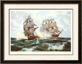 The Days of Adventure Poster by Montague Dawson