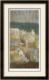 Mediterranean Composition I Limited Edition Framed Print by Megan Meagher