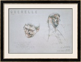 Querelle Zyklus Print by Jurgen Draeger