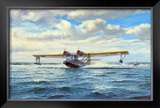 Great Catalina Take-Off Posters by Roy Cross