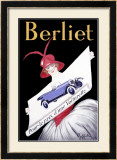 Berliet Framed Giclee Print by Leonetto Cappiello