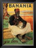 Y'A Bon Banania, c.1915 Prints by Alexandre De Andreis