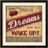 Dreams Prints by Brent Mcrae