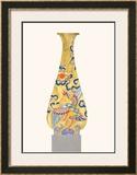 Oriental Vase I Posters by Ed Baynard
