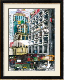 Bolly City Prints by Cyril Anquelidis