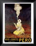 Pero, Papier a Cigarettes Framed Giclee Print by Leonetto Cappiello