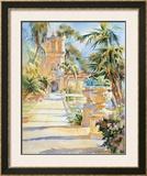 Balboa Park Print by Karen McLean