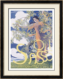 Oil Sasso Framed Giclee Print by Nomellini