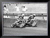 Morrison Norton Roberts Yamaha Framed Giclee Print by Jerry Smith