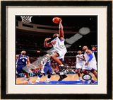 Elton Brand 2009-10 Framed Photographic Print