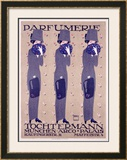 Parfumerie Tochtermann Framed Giclee Print by Ludwig Hohlwein