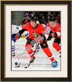 Chris Neil 2009-10 Framed Photographic Print
