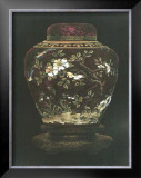 Oriental Ginger Jar I Art