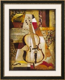 Piece Music II Prints by  Augustine (Joseph Grassia)
