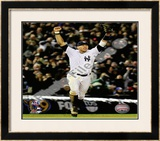 Alex Rodriguez Game Six of the 2009 ALCS Framed Photographic Print