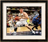 Tyler Hansbrough Framed Photographic Print