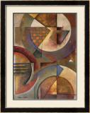 Circular Rhythms I Posters by Marlene Healey
