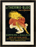 Le Thermo-Bloc Framed Giclee Print by Leonetto Cappiello