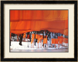 The Gates, New York Posters by  Christo