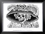 Calivera Catrina Prints by Jose Guadalupe Posada