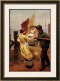 Fisherman&#39;s Friend Poster by George Hillyard Swinstead