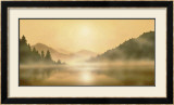 Mountain Mist Prints by Peter Walsh