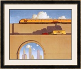 Traffic Art by Robert LaDuke