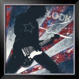Rock Star Prints by Sam Appleman