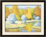 October Reflections Prints by B. Oliver