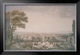 La Ville et la Rade de Toulon Prints by Claude Joseph Vernet