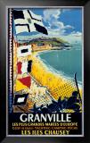 Granville Framed Giclee Print by Roger Soubie