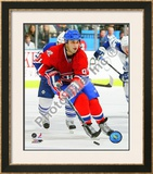 Scott Gomez Framed Photographic Print
