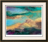 Celestial Bridge Limited Edition Framed Print by Julian Corvin