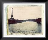 Eiffel View II Posters by Meghan McSweeney