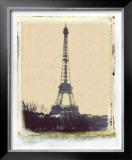 Eiffel View I Print by Meghan McSweeney
