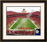 Arrowhead Stadium, Framed Photographic Print