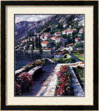 Varenna Vista Posters by Howard Behrens
