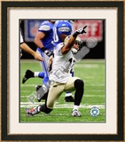 Lance Moore Framed Photographic Print