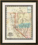 Nevada Territory, c.1863 Framed Giclee Print by Henry Degroot
