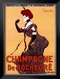 Champagne de Rochegre Framed Giclee Print by Leonetto Cappiello