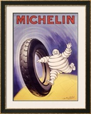 Michelin Framed Giclee Print by Gilbert Philibert