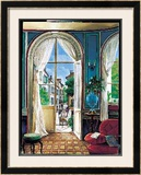 Paris Maisonette I Prints by Yuri Dvornik