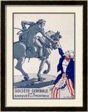 Societe Centrale des Banques de Province Framed Giclee Print