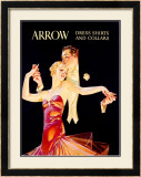 Arrow Framed Giclee Print